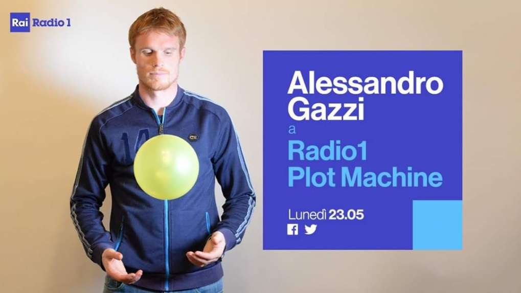 RADIO1 PLOT MACHINE